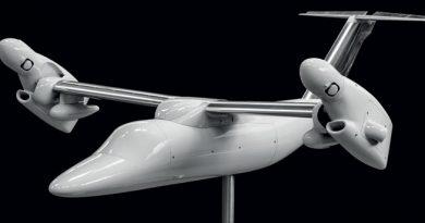 Un progetto per il  settore aerospaziale
