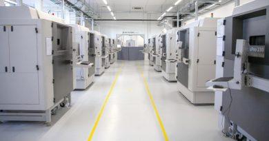 Nuovo centro per la produzione additiva avanzata