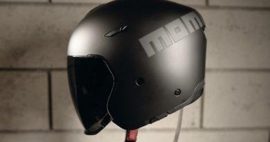 Un casco pensato su misura per imotociclisti e le loro esigenze