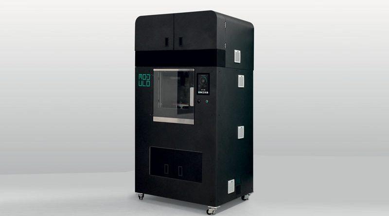 Sistema flessibile di produzione 3D