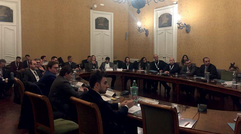Un momento dell'incontro organizzato da AITA-Associazione Italiana Tecnologie Additive.