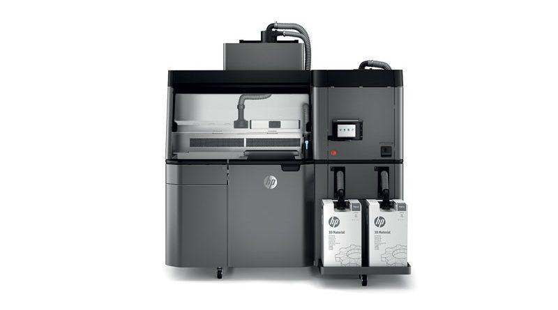HP non offre solo una stampante 3D ma una vera e propria soluzione completa per la produzione di parti finali in volumi elevati.