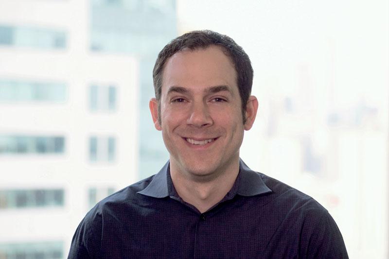 Dave Veisz, Vicepresidente del reparto di ingegneria di MakerBot.