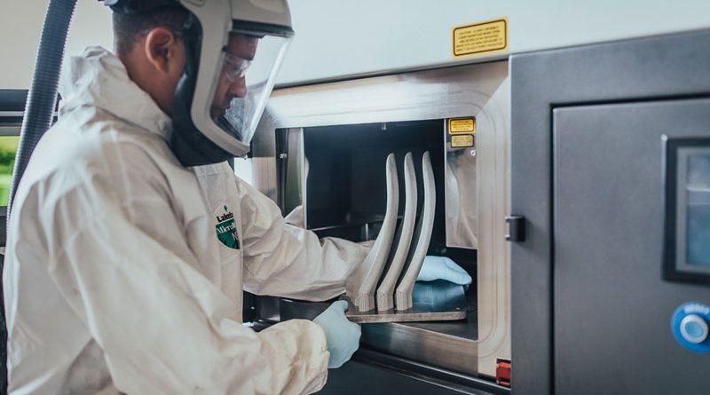Turbine oceaniche prodotte in additive manufacturing