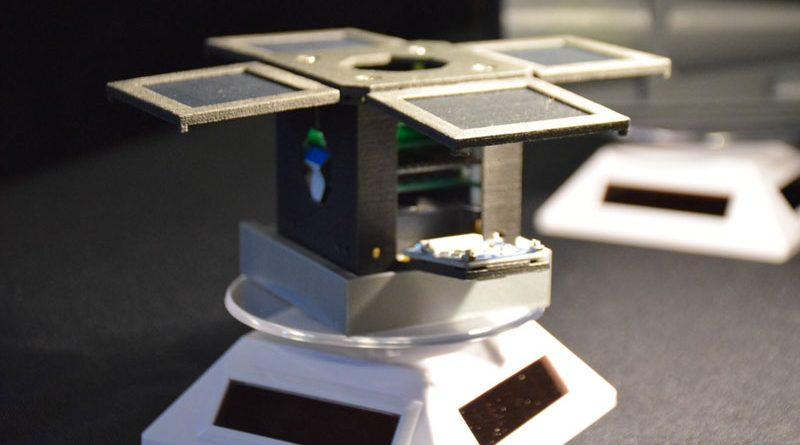 Nano-satelliti costruiti con la stampa 3D