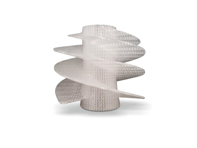 Utilizzato come parte del processo QuickCast di 3D Systems, Accura Fidelity consente la creazione rapida di modelli di colata di medie e grandi dimensioni, leggeri e facili da gestire, con conseguente aumento delle rese di colata.