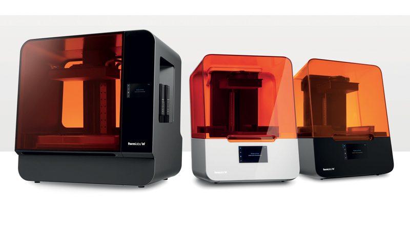 Estesa la gamma di stampanti 3D di grande formato
