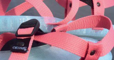 Stampa in 3D di suole 100% riciclabili