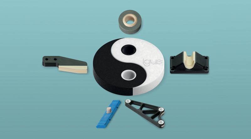 Maggiore libertà progettuale: con la stampa 3D-2K è semplice combinare e sfruttare le caratteristiche di diversi materiali.