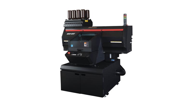 Nuova stampante 3D inkjet UV full color dal design compatto