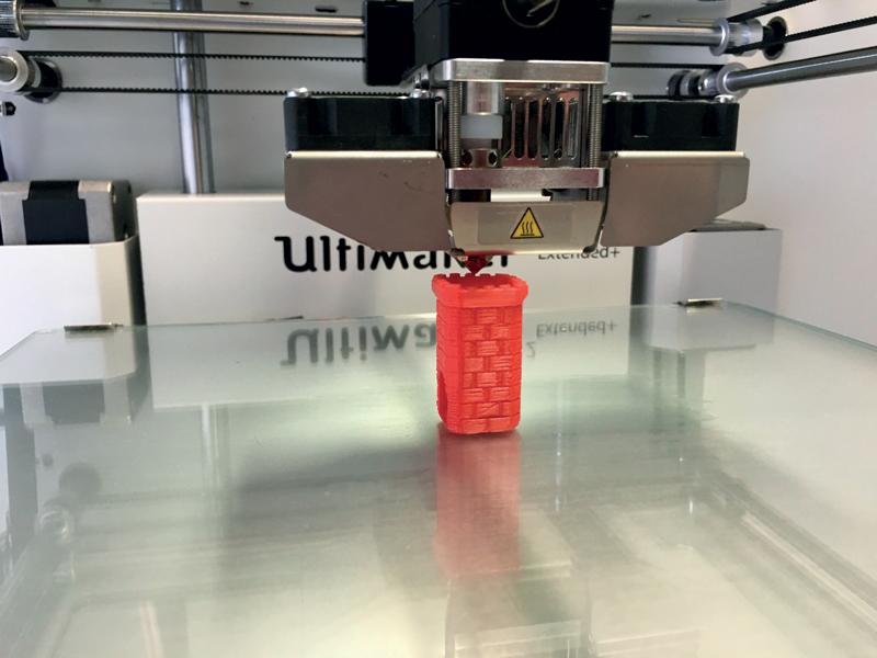 Oltre il 41% delle aziende intervistate prevede di investire maggiormente nella stampa 3D e di espandere l'uso di questa tecnologia all'interno della propria organizzazione.