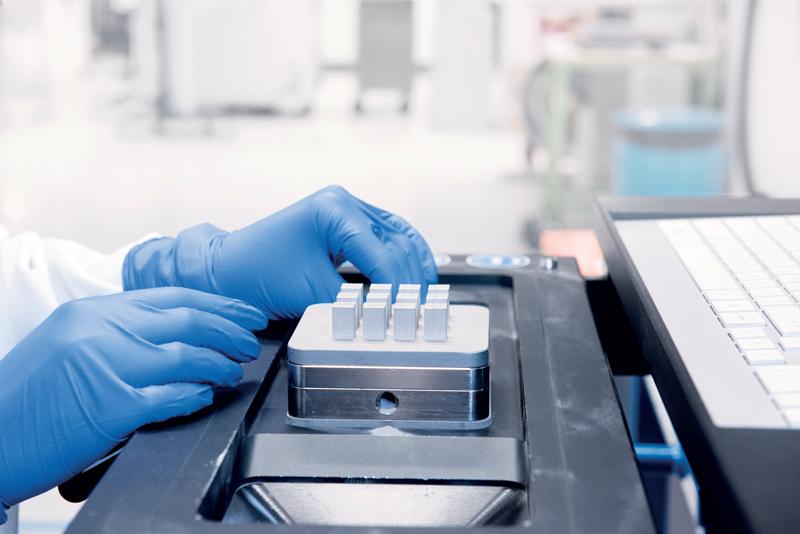 La produzione additiva sta giocando un ruolo significativo nel segmento medicale.