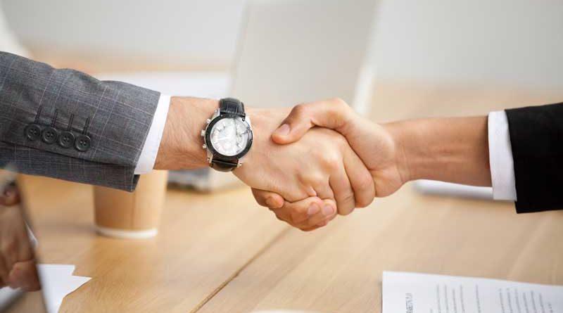 Accordo per una acquisizione
