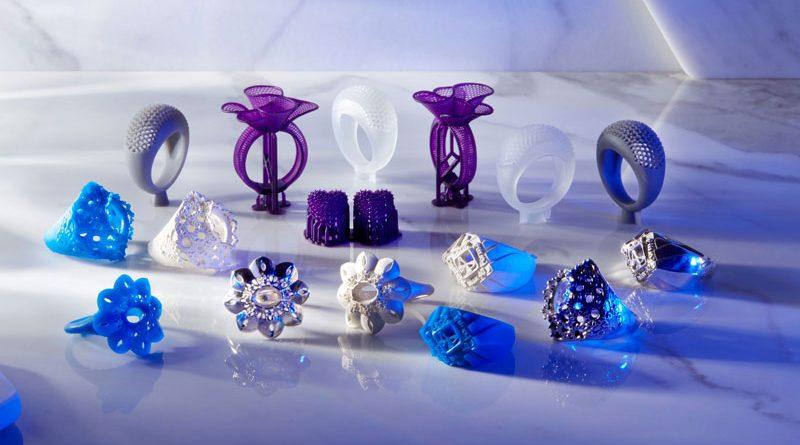 Stampa 3D nel settore dei gioielli