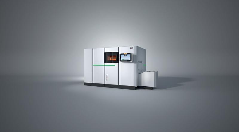 Il sistema EOS P 500 di EOS.