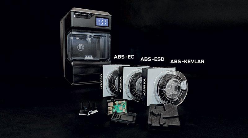 Nuovi materiali compositi ABS per applicazioni di produzione