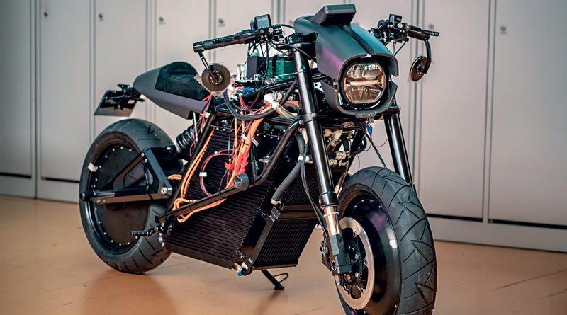 Dare forma al futuro della mobilità motociclistica