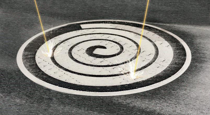 MYSINT100 Dual Laser è stata specificamente sviluppata pensando a quelle aziende in cui la tempestività e puntualità nelle consegne fanno la differenza nell'ottenere efficienza e profitti.