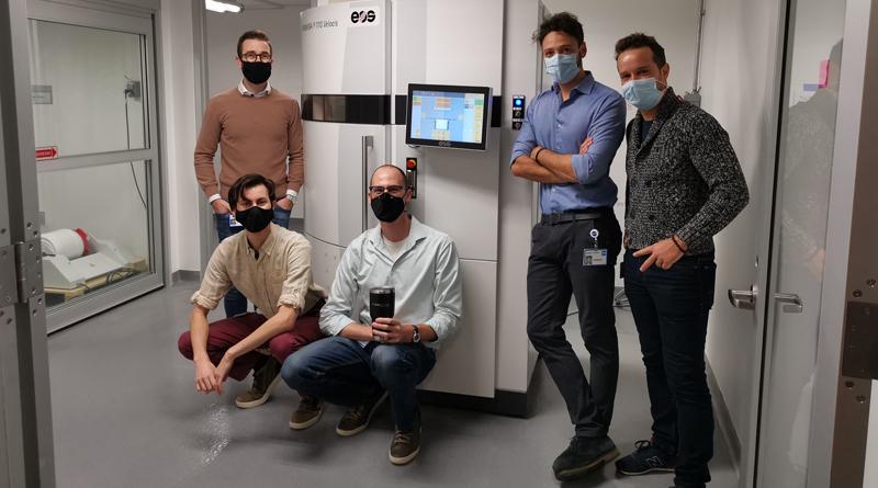 Stampa 3D in ambito ortopedico