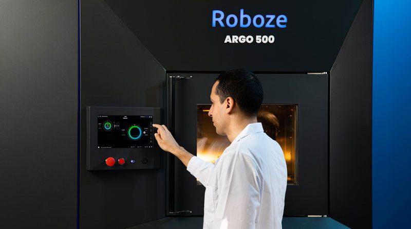 Per la stampa 3D su scala industriale