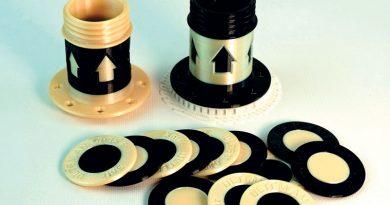 Co-stampaggio di tecnopolimeri ad alte prestazioni