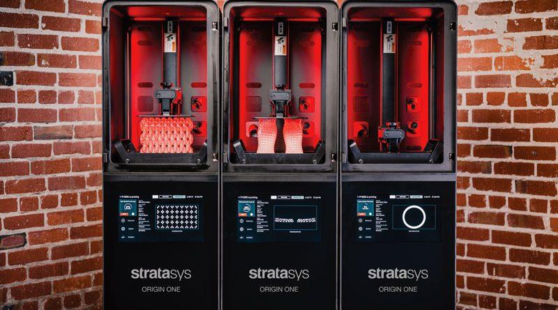 Stampante 3D per la produzione