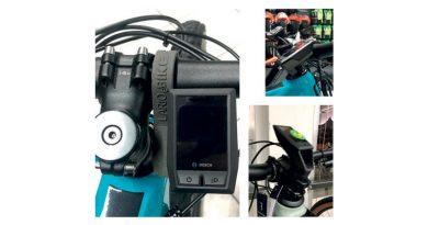 Accessori per e-bike stampati in 3D