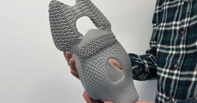 Protesi ortopedica su misura grazie alla produzione additiva