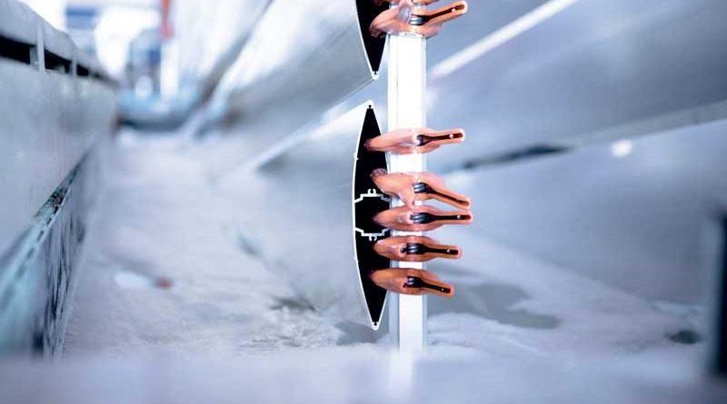 Ossidazione anodica dell\'alluminio: ogni profilo ha il suo costo - A&L