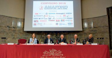 Amafond's Annual Congress in Brescia