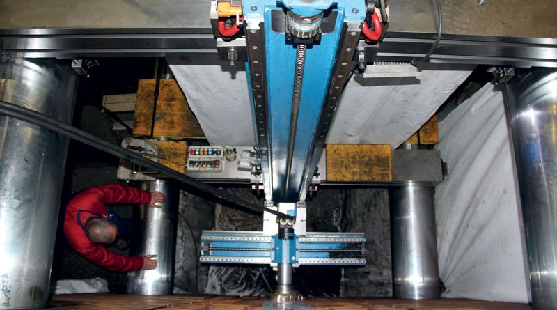 Maintenance On Site for Die Casting Machinery - A&L