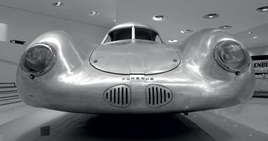 Typ 64, the Porsche Legend in Aluminium