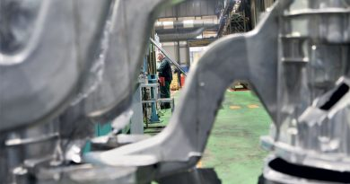 Sira Industrie, 60 Years         of History with Aluminium  and a Leader in Automotive       Castings