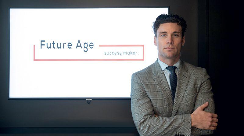Paolo Borghetti, founder and CEO of Future Age Paolo Borghetti, fondatore e amministratore delegato di Future Age