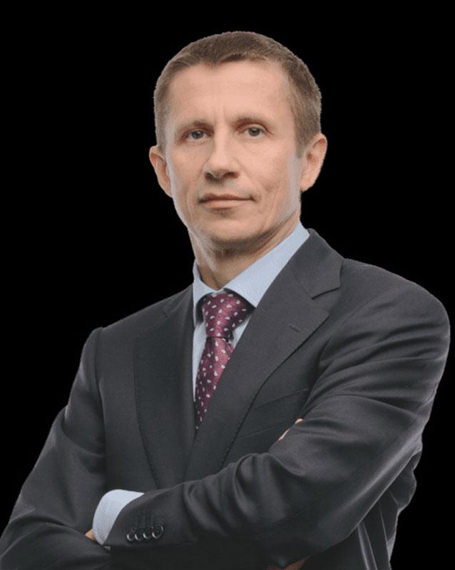 Alexander Frolov - Ceo Evraz