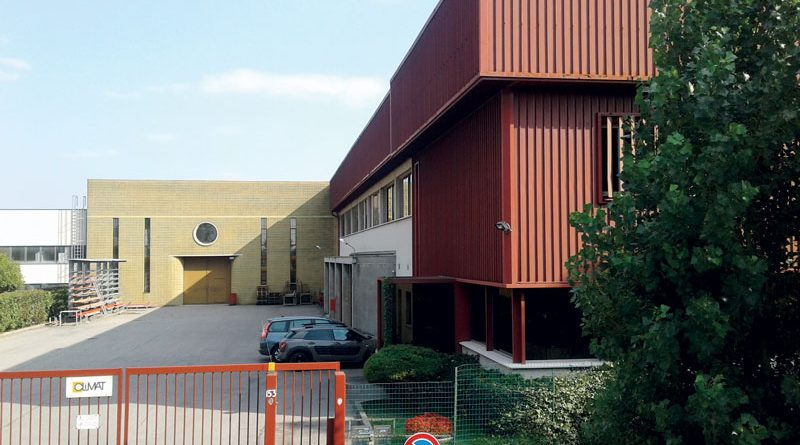 Climat'sheadquarters in Brescia La sede di Climat a Brescia