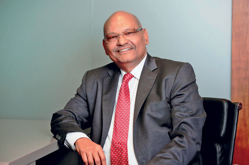 Anil Agarwal, founder and Chairman of Vedanta Resources