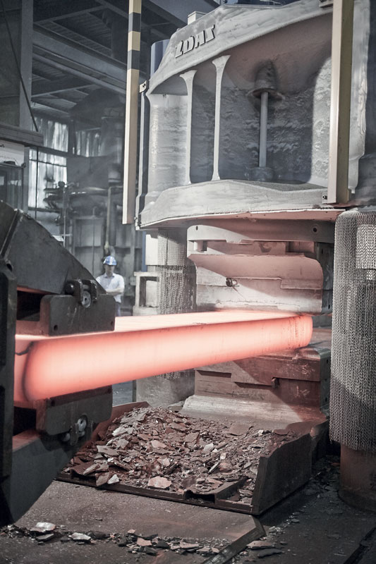 Kind & Co, Specialists in Extrusion and Die Casting Mould Steel