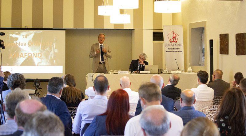 Riccardo Ferrario nuovo presidente di Amafond