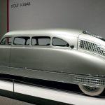 An Incredible Art Deco Aluminium Beetle