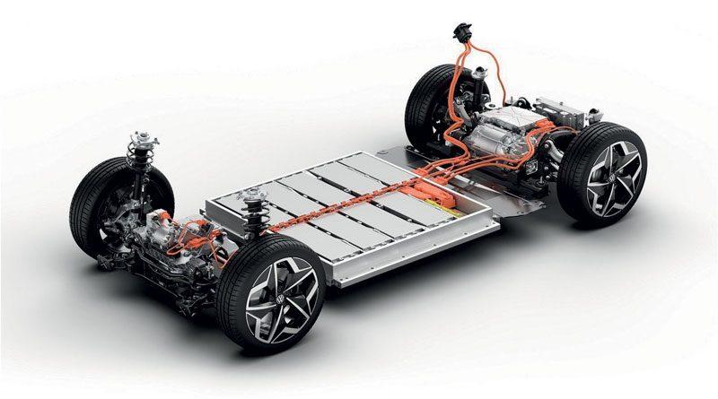 Auto elettriche e riutilizzo delle batterie
