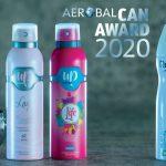 World Aluminium Aerosol Can Award 2020