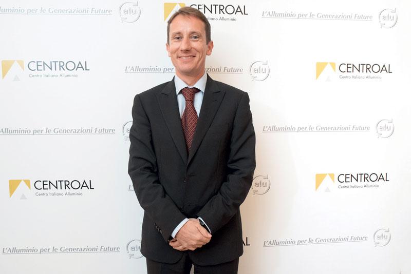 Mauro Cibaldi, presidente di Centroal