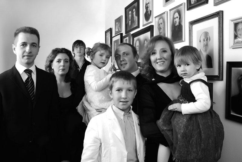 La famiglia Chiari e le nuove generazioni