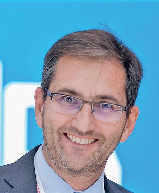 Jerome Lucaes, Direttore Marketing e Sostenibilità di UC Rusal