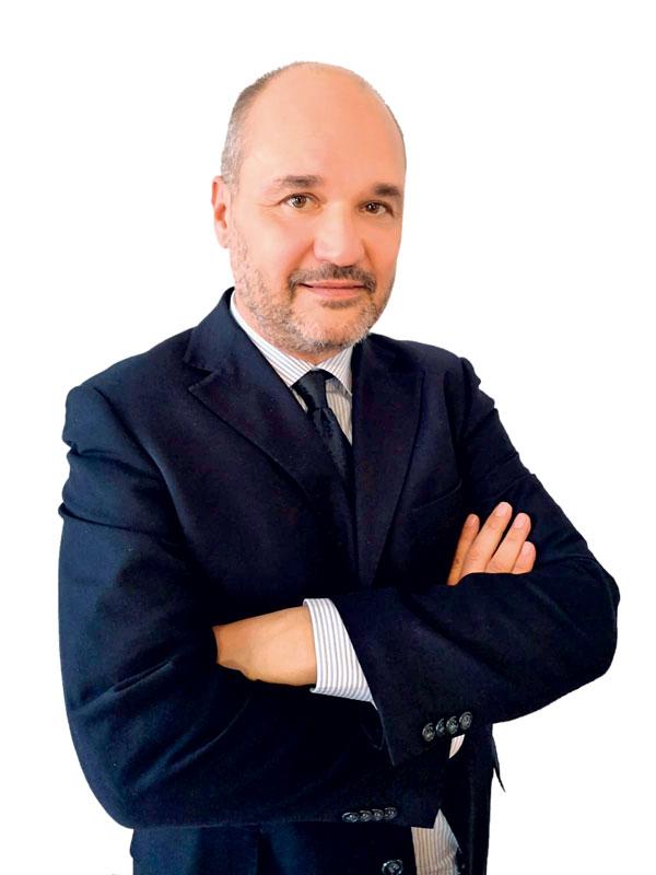 Orazio Zoccolan, Director General of Assomet