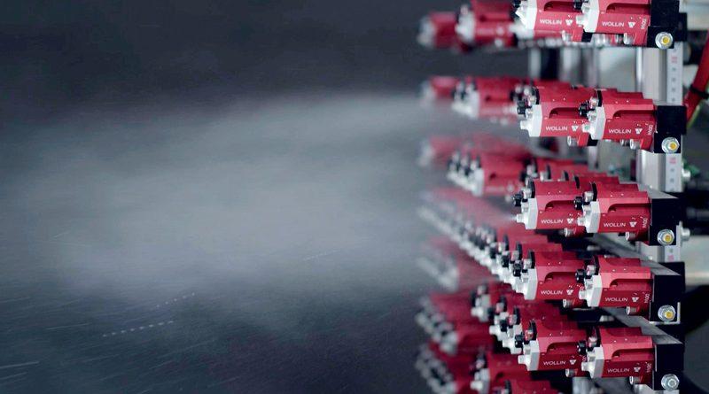 Più efficienza con le lubrificazioni micro spray