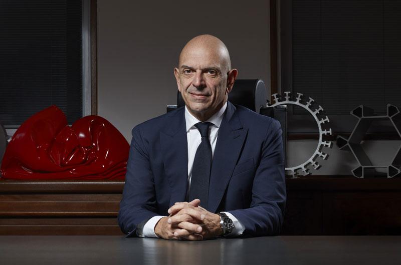 Enrico Zampedri, Amministratore Delegato di METRA
