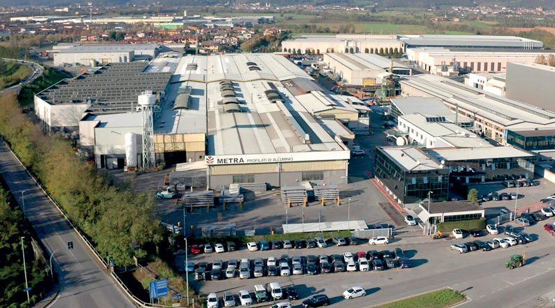 La sede di Metra a Rodengo Saiano (Brescia)
