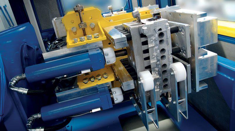 O.M.LER avvia la produzione della nuova sterratrice DCB18